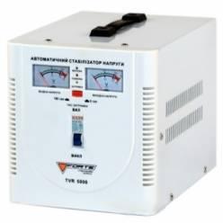 Стабилизатор напряжения однофазный FORTE TVR-5000VA